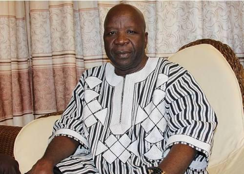 «Laissez-nous agir et vous jugerez après», Simon Compaoré, ministre de la sécurité