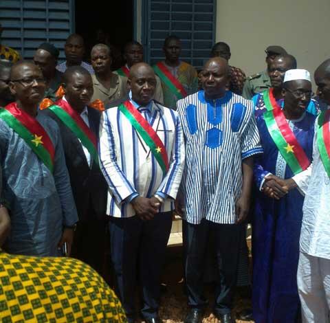Bourahima Sanou tient désormais les rênes de la commune de bobo Dioulasso