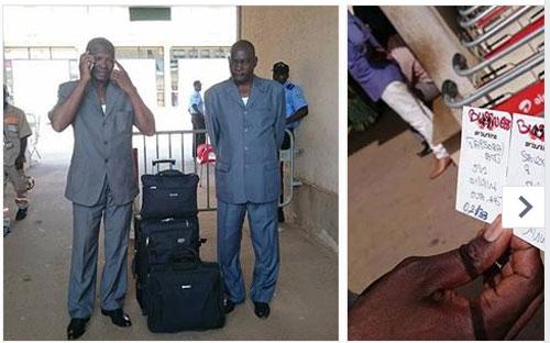 Achille Tapsoba et  Zambendé  Sawadogo, «désormais autorisés» à voyager?