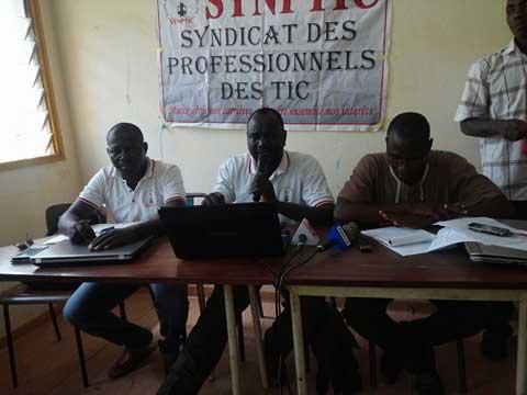 Syndicat des informaticiens: Des arrêts de travail à compter du 7 juillet