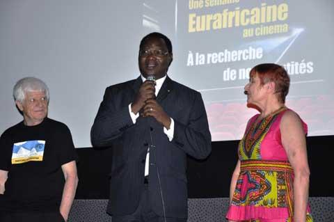 Cinéma: La semaine eurafricaine honore le Burkina Faso