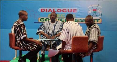 «Si vous prouvez qu'un membre de mon gouvernement a été pris dans une histoire de malversation, dès le lendemain, il quitte le gouvernement», dixit Kaba THIEBA