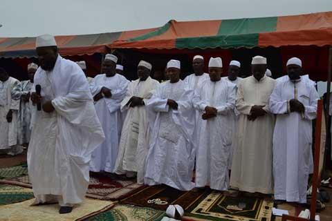 Ramadan 2016: Les musulmans du Burkina ont prié pour la cohésion sociale