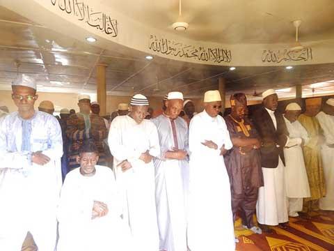 Fête de Ramadan: les musulmans ahmadis appellent à la sensibilisation contre le terrorisme