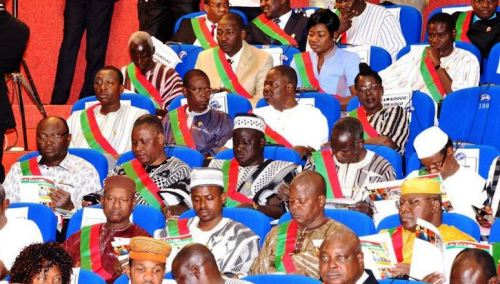 Assemblée nationale: Première session extraordinaire ce lundi 11 juillet