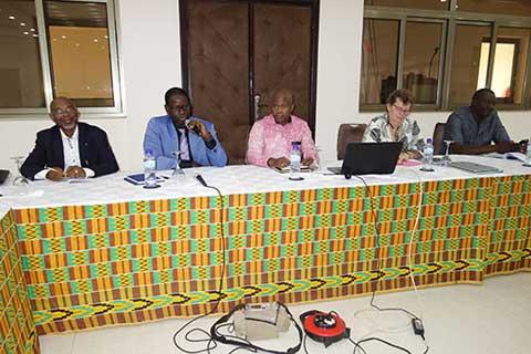 Santé: L'ordre des pharmaciens du Burkina se forme à la démarche qualité