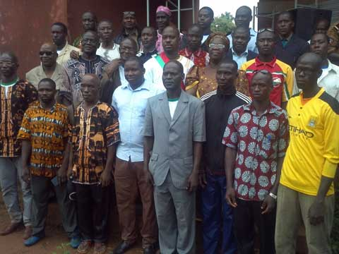 Karangasso-Sambla a un nouveau conseil municipal