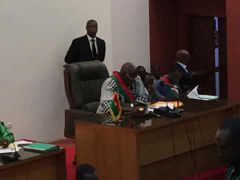 Assemblée nationale: La première session extraordinaire de l'année 2016 est ouverte