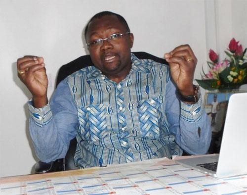 Luther Yaméogo, directeur pays de Diakonia: «Tout le monde veut le changement tout de suite et maintenant, et de préférence en commençant par ses propres intérêts»