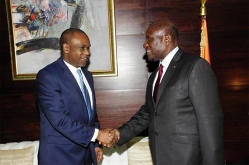 Côte d'Ivoire-Burkina: «Les relations sont excellentes», selon Alpha BARRY