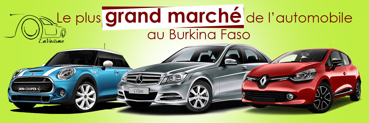 La voiture: La référence de l'automobile au Burkina Faso