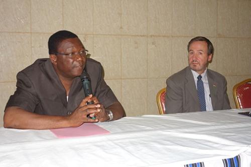 Agriculture: Renforcement des liens pour les acteurs de la chaîne de valeur niébé