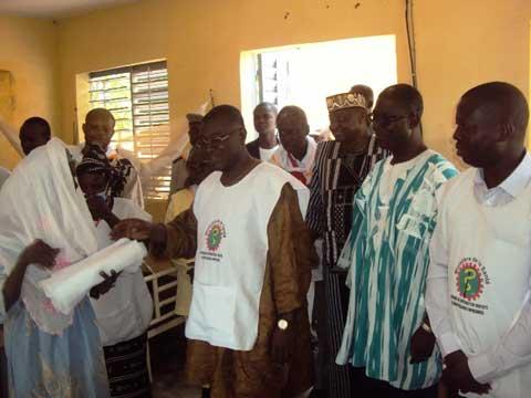 Lutte contre le paludisme au Nord: 844.760 moustiquaires pour mettre à l'abri les populations