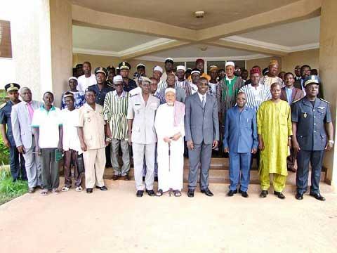 Coopération sécuritaire entre le Burkina Faso et le Togo: Un mémorandum d'entente a été signé