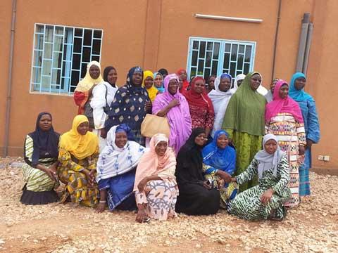 CERFI: La cellule féminine à l'école du leadership