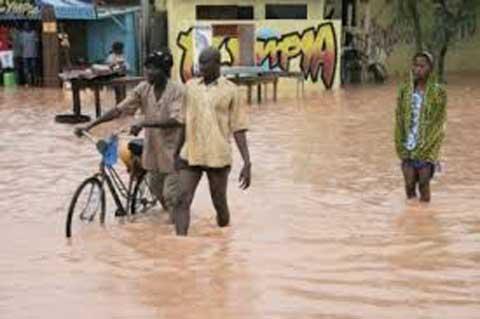 Installation de la saison pluvieuse: Ces précautions à prendre pour éviter certains désagréments