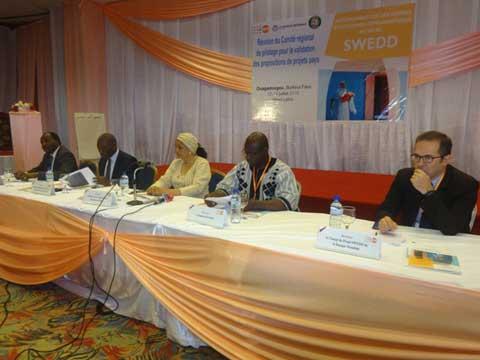 Autonomisation des femmes et dividende démographique: Neuf projets pays à valider à Ouaga
