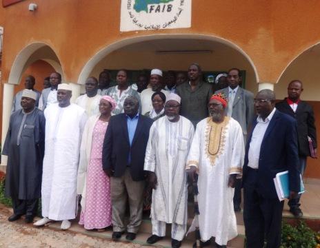 Associations islamiques du Burkina: Le Haut conseil pour la réconciliation et l'unité nationale veut renforcer la collaboration