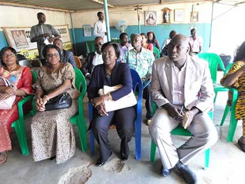 Inondation du Centre Delwendé de Tanghin: Les pensionnaires vont regagner leur centre de Sakoula