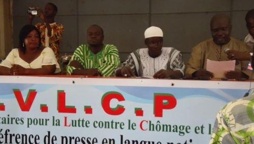 Lutte contre le chômage: L'Association  AVLCP dénonce une lenteur du gouvernement à respecter sa promesse