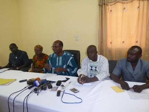 Conseil municipal de Saponé: L'opposition refuse de siéger si le MPP ne fait pas de concession