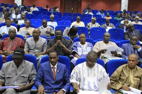 Assemblée nationale: Trois projets de lois adoptés au cours de la première session extraordinaire
