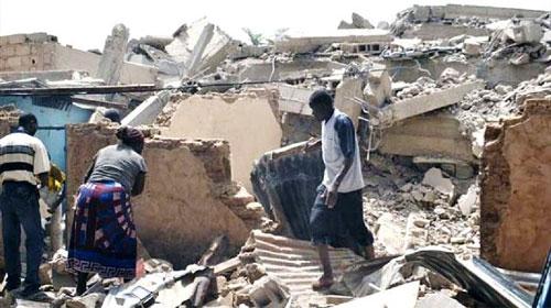 Les causes réelles des inondations de Ouagadougou sont anthropiques