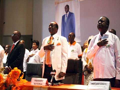 Union pour un Burkina nouveau: Le navire pourra-t-il éviter un naufrage?