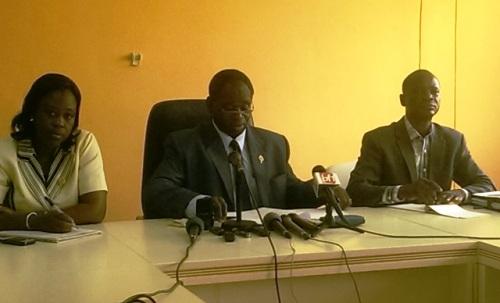 Assemblée nationale: Le CDP accuse Salifou Diallo de souvent se substituer à l'exécutif