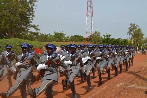 Forces armées nationales: 51 nouveaux sergents pour l'«Honneur»
