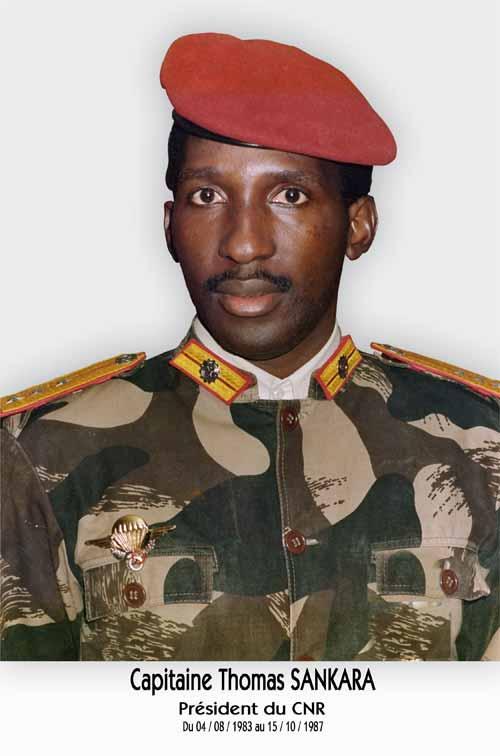 L'acrostiche de Thomas Sankara parmi une soixantaine de célébrités ivoiriennes et du monde en dédicace