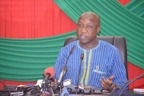 Plan national de développement économique et social: Les burkinabè doivent faire des efforts