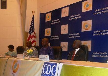 Sécurité sanitaire: Le gouvernement américain vole au secours du peuple burkinabè