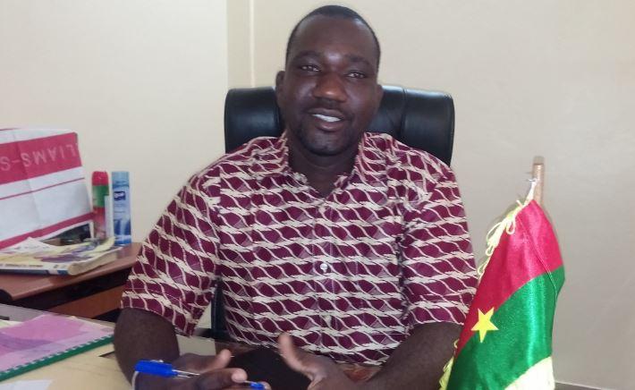 Jean Nacoulma, maire de l'arrondissement 6 de Ouagadougou: «Notre mandat est placé sous le signe du changement»