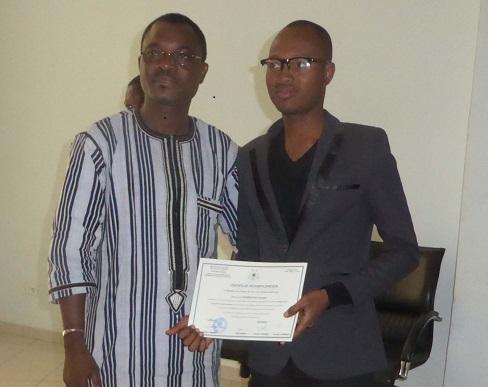 Bobo-Dioulasso: Fin de formation pour des acteurs culturels
