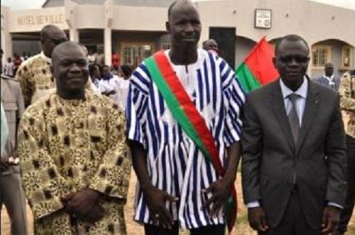 Mairie de Koubri: Marcel Zoungrana promet le meilleur à ses administrés