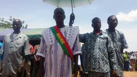 Commune de Lèba: Mikinaam Amadé Ouédraogo revient pour un nouveau mandat