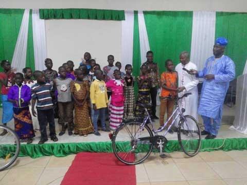 Association My Hope: Des acteurs font parler leur cœur lors de la soirée de solidarité et de bienfaisance