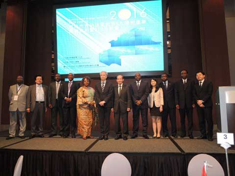 Energie: Des hommes d'affaires burkinabè parlent business à Taiwan