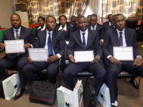 Institut des hautes études internationales: Douze diplomates pour la 5e  cuvée