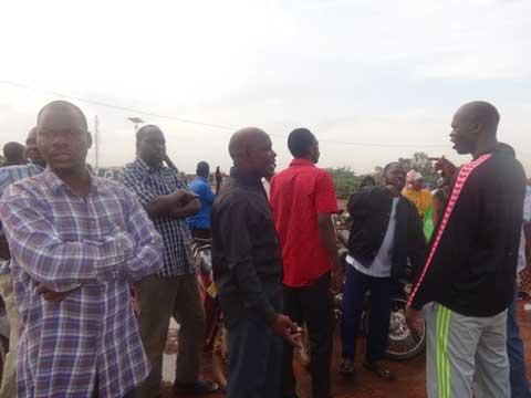Marché communautaire de Toécin: Les commerçants dénoncent une injustice dans l'attribution des stands