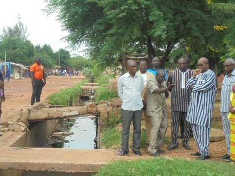Le Président Kaboré aux sinistrés des inondations: «Nous allons vous soutenir, nous allons vous aider»