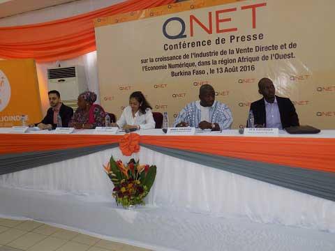QNET, une opportunité d'emploi par la vente directe
