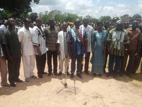 Commune rurale de Bekuy: Le nouveau conseil promet «l'émergence»