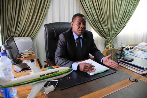Commune rurale de Gomboro: «Les exilés vont bientôt rentrer, le problème est réglé», dixit le député Mamadou Diallo, médiateur