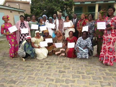Abidjan: Le Consulat Général du Burkina outille les associations de femmes et de jeunes en techniques de gestion et de leadership