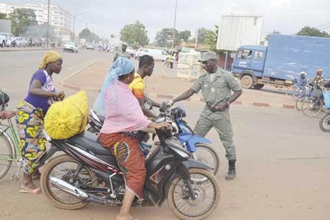 Incivisme dans la circulation routière: Des contrevenants à la MACO