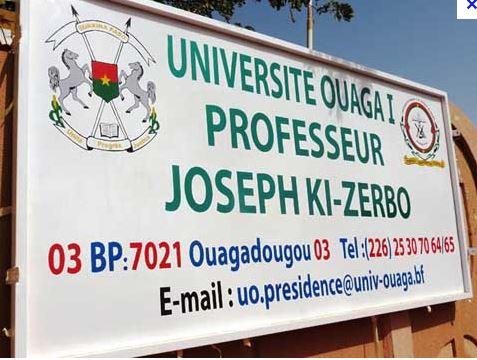Conseil des ministres: 52 enseignants promus à l'université Ouaga I