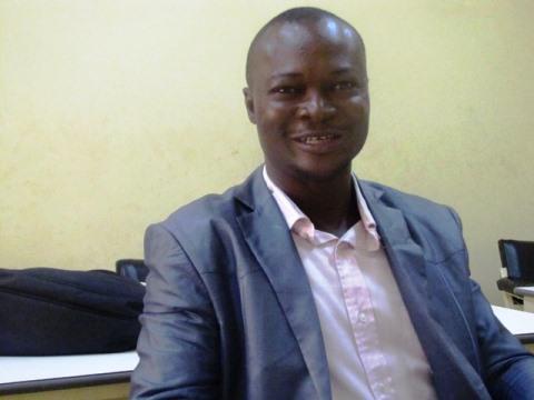 «On ne donne pas de l'emploi à un jeune; il l'obtient de lui-même ou il le prend car…», souligne L. Hermann Tankoano, président du GEPEJ