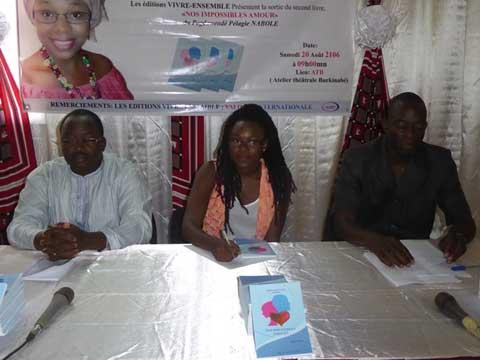 L'Amour et  la liberté  selon  Pélagie Pegdawendé Nabolé